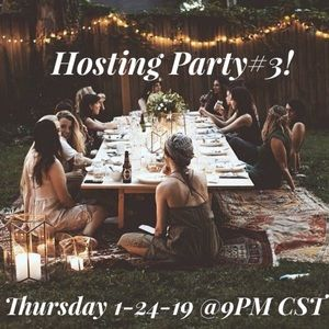 Handbags - YOU'RE INVITED TO POSH PARTY #3!